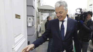 Didier Reynders (MR) est l'invité de l'Interview à 12h45