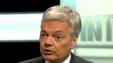 Reynders : «La Région n'est pas le monopole d'une majorité»