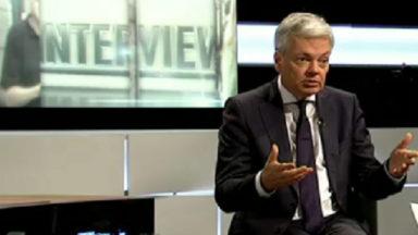 Reynders : «A Bruxelles, la mobilité, l'éducation et la formation professionnelle sont les priorités du MR»