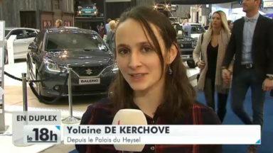Record de visiteurs pour l'édition 2017 du salon de l'auto