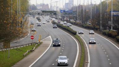 Rétrécissement de l'E40 à Bruxelles: «cela dépend des travaux aux tunnels et de la réaffectation de Reyers»