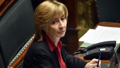 Françoise Schepmans (MR) est l'invitée de l'Interview à 12h45