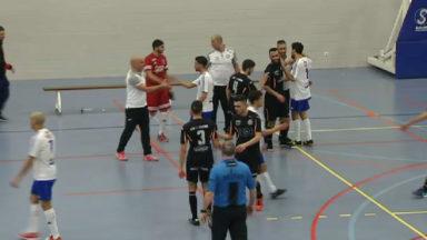 Futsal : Schaerbeek bat le LART Bruxelles 3-1