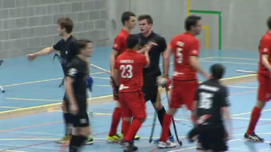 Hockey Indoor : le White Star souffle le chaud et le froid