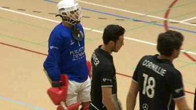Hockey indoor : le Racing en demi-finale