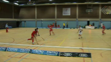 Hockey indoor : le Racing battu par Louvain et Namur