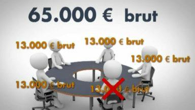 13 000 euros pour 5 à 6 réunions : Ecolo s'insurge