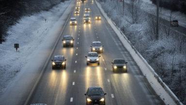 Les 10 bons réflexes pour conduire par temps de neige