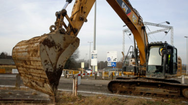 Eurostadium : Ghelamco revigoré par la décision du suppression du sentier sur le Parking C