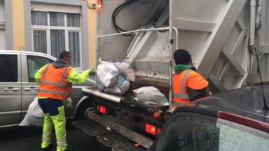 Les collectes de déchets et parcs à conteneurs perturbés