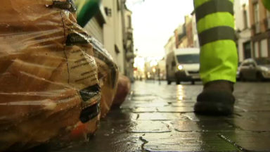 Bruxelles-Propreté : moins de déchets mais plus de sacs oranges récoltés en 2017