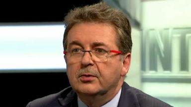 Vervoort : «Se consacrer à la politique, n'est pas nécessairement quelques chose de sale»