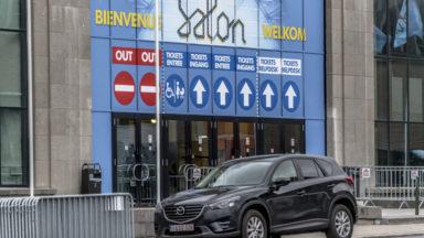 Le Salon de l'Auto est ouvert à la presse et aux professionnels, le grand public attendu samedi
