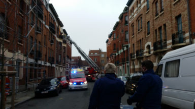 Schaerbeek : une femme enceinte périt dans un incendie rue Fernand Séverin