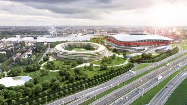 """Stade national : Ghelamco réagit aux accusations d'un projet """"trop grand"""""""