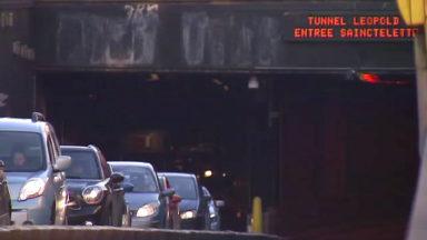 Tunnel Léopold II : le chantier de rénovation entraînera sa fermeture durant tout l'été