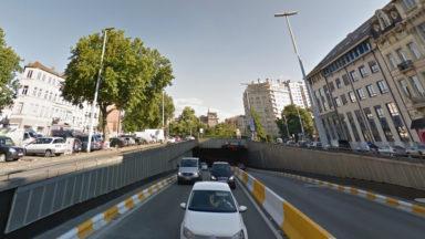 La rénovation du tunnel Porte de Hal débutera pendant les vacances de carnaval
