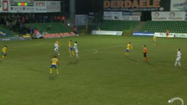 Division 1 B : l'Union ramène un nul 0-0 de Lommel
