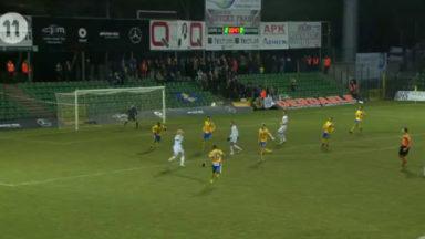 Match nul pour l'Union Saint-Gilloise et Lommel