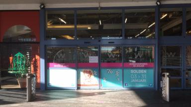 Incertitude sur la réouverture du Westland à Anderlecht