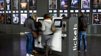 La fréquentation des cinémas belges est en baisse