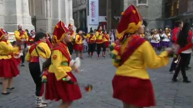 Carnaval d'Oruro : la communauté latino-américaine en fête