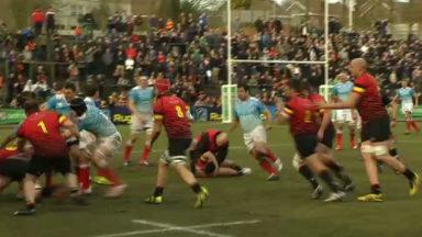 Rugby : la Belgique battue à la dernière minute par la Russie