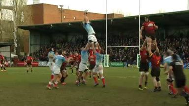 Rugby : la Russie s'impose contre la Belgique 18 – 25