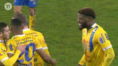 L'Union St-Gilloise s'impose face au Cercle de Bruges