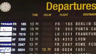 Ryanair reporte ses vols avant 7h. Statu quo chez Thomas Cook et TUI