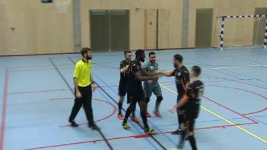 Futsal : l'AS Schaerbeek gagne en déplacement à Jette 0-2