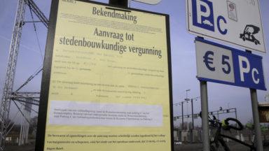 Grimbergen va finalement demander la suppression du chemin vicinal; Ghelamco «remercie» le conseil communal.