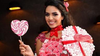 Miss Bruxelles vous souhaite une bonne Saint-Valentin !