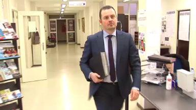 Auderghem : Christophe Magdalijns ne sera pas tête de liste lors des élections communales