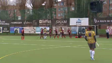 Hockey : Le Daring bat le Wellington sans appel 4-0