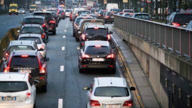Bruxelles serait la 8e ville la plus embouteillée en Europe