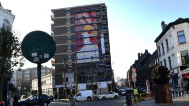Une oeuvre de Guillaume Bottazzi dévoilée sur la place Jourdan, «la plus européenne» de Bruxelles