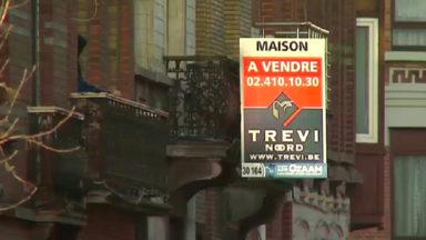 Ralentissement de l'activité immobilière : Bruxelles moins touchée que la Flandre et la Wallonie