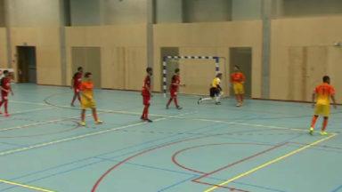 Futsal : le Futsal Jette s'incline contre Thulin 0-2