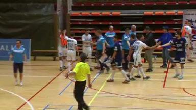 Futsal : le LART Bruxelles éliminé en Coupe de Belgique par Hamme