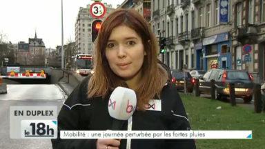 Mobilité : fin de journée perturbée aux abords de la gare du Midi et la Porte de Hal
