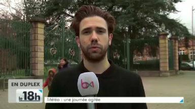 Rafales de vent : une journée agitée à Bruxelles
