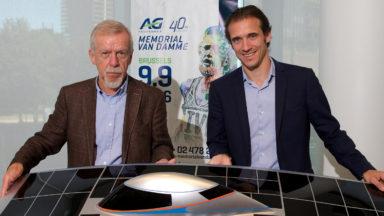 Cedric Van Branteghem est le nouveau directeur du Memorial Van Damme