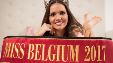 Manifestation de la diaspora africaine pour réclamer la destitution de Miss Belgique