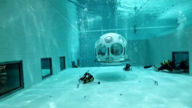 Le centre de plongée Nemo 33 va bientôt ouvrir un bassin extérieur et un hôtel