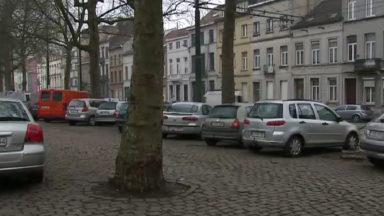 Bientôt la fin du parking gratuit au boulevard Poincaré à Anderlecht