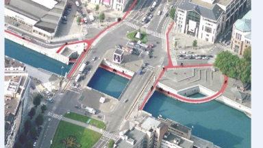 Trois nouvelles pistes cyclables le long du canal