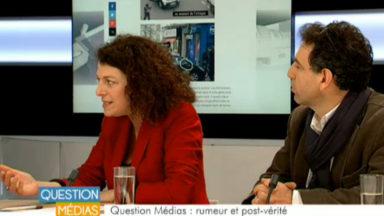 Question Médias : rumeur et post-vérité