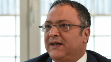 Rachid Madrane (PS) est l'invité de l'Interview à 12h45