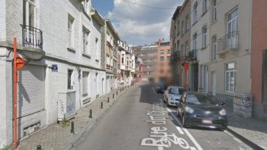 Macabre découverte dans la rue du Château à Ixelles